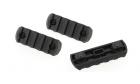 Kit 3 rails M-Lock (5 slots) Noir VFC