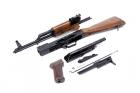 Kit complet Inokatsu et AK47 Kalashnikov AEG
