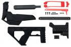 Kit de conversion Bullpup GHK G5 Noir SRU