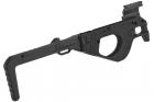 Kit de conversion Glock WE Noir SRU