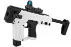 Kit de conversion SMG pour Glock SRU white