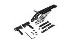 Kit rail de montage et leviers d\'armement HX pour AW CUSTOM ARMORER WORKS