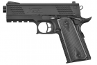 "Korth PRS 4"" Noir ICS Gaz"