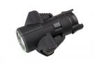 Lampe tactique détachable 500 Lumens pour Micro RONI Glock 17 CAA