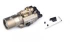 Lampe airsoft Night Evolution laser X400U