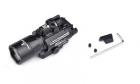 Lampe laser X400U 450 lumens Noir Night Evolution