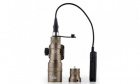 Lampe M300B Mini Scout Light DE Night Evolution pour réplique airsoft aeg.