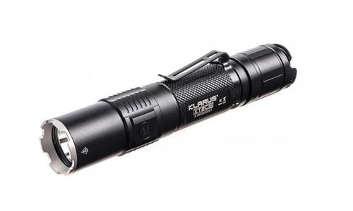 Lampe tactique rechargeable XT2CR 1600 Lumens Klarus
