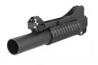 Lance grenade M203 Long BK Métal S&T