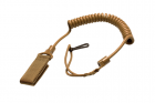 Lanyard Pistol Coyote Brown CONDOR