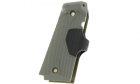Laser grip pour réplique de poing airsoft 1911 Foliage Green SILVERBACK