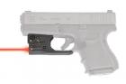 Laser rouge Reactor 5-R pour Glock Gen3/4 VIRIDIAN