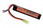 Lipo 11.1V 1100mAh 20C Stock Tube Type