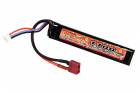 Lipo 7.4V 1100mAh 20C Stock Tube Type T-Plug