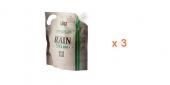 Lot de 3 sachets de 3500 billes Biodégradables 0.23g RAIN BO-DYNAMICS pour réplique airsoft