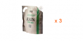 Lot de 3 sachets de 3500 billes Biodégradables 0.23g RAIN BO-DYNAMICS pour réplique airsoft