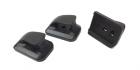 Lot de 3 Speedplate pour G17 Tokyo Marui Noir Element
