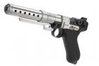 "Luger P08 6\"" Limited Edition Custom Jyn Erso ARMORER WORKS Gaz"