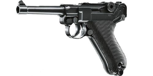 LUGER Parabellum Legends P08 Full métal Umarex CO2