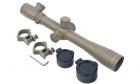Lunette de visée 3.5-10x40E-SF rouge/vert DE AIM pour réplique d'airsoft sniper
