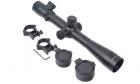 Lunette de visée 8-32x50E-SF rouge/vert AIM pour réplique sniper airsoft.