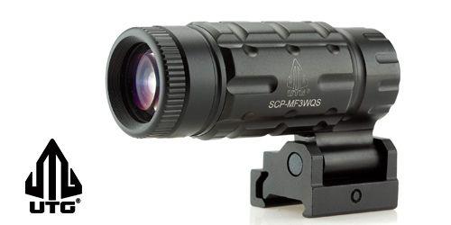 Lunette de visée Magnifier 3x Flip to side UTG