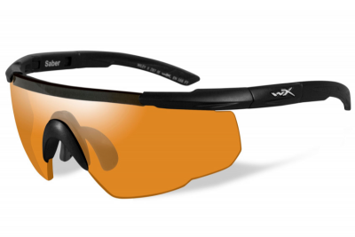 Lunettes balistiques SABER Advanced Orange WILEY X