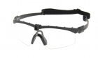 Lunettes Battle Pro Thermal Noir/Clear - Nuprol