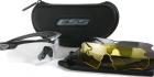 Lunettes Crossbow 3LS ESS de protection balistique avec champ de vision large