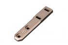 M-LOK & Keymod  Compact ScoutLight Rail Mount For M300&M600 DE