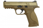 M&P9 Tan Smith & Wesson Gaz