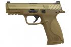 M&P9 Tan Smith & Wesson Gaz