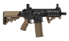 M4 COMBAT LT595 Shield Tan BO DYNAMICS AEG