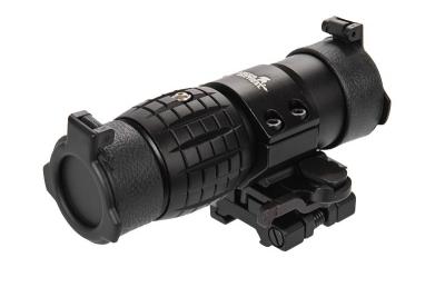 Magnifier 1-3X avec montage basculant