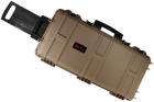 Mallette médium waterproof 75x33x13cm TAN NUPROL