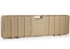 Mallette rigide type Sniper Tan pour transporter votre réplique longue VFC