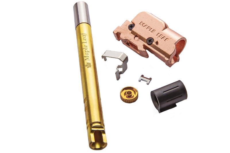 Maple Leaf Glock Crazy Jet Inner Barrel Set for WE G17 / G18 Series