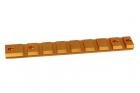 MARUI VSR10 RAIL < Gold >