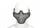 mask invader grey