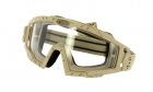 Masque SI BALLISTIC 2.0 Dark Bone Clair OAKLEY