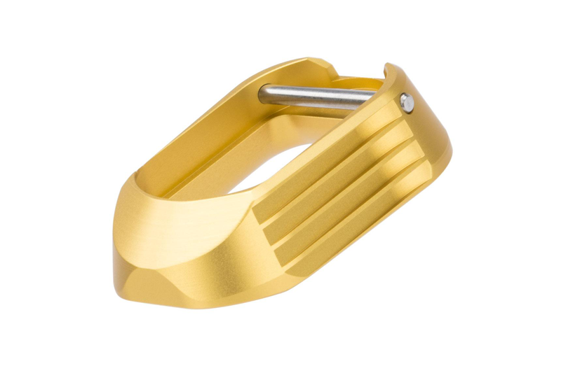 Match Grade T01 Magwell - Gold COWCOW