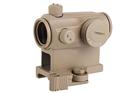 Micro T1 Red Dot  QD Mount Tan AIM