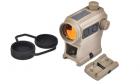 Système de visée micro T1 Red Dot Solaire DE AIM-O pour réplique airsoft