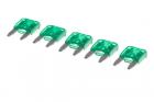 Mini Blade Fuse 30A 5-Pack ICS