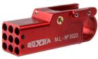 Mini launcher Rouge Zoxna Gaz pour réplique de poing et longue airsoft