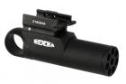 Mini launcher V2 Noir Zoxna