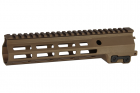 MK16 M-LOK RAIL 9.3 INCH - AIRSOFT VERSION - DDC