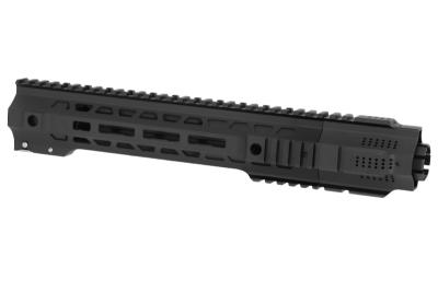 MLOK 12 Handguard – Black SHS