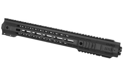 MLOK Handguard Black Salient Arms type