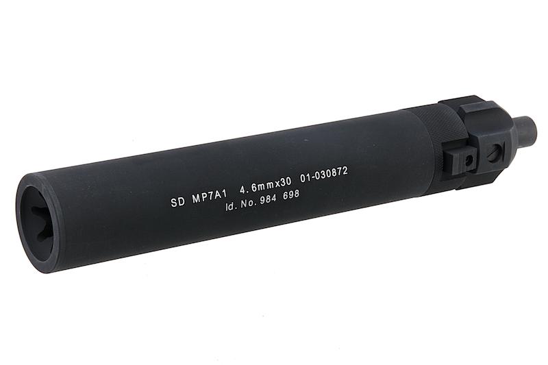 MP7 QD-SILENCER TRACER - Marui Version